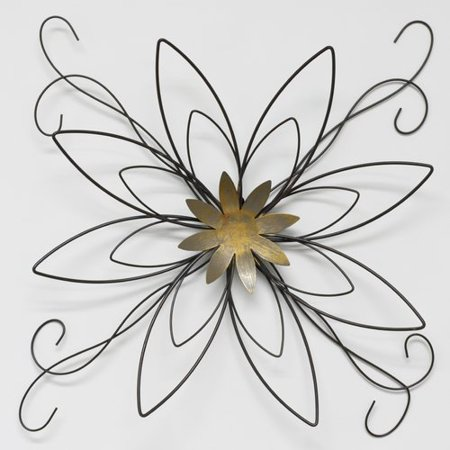 Fetco Home Decor Fiesta Flower Wall Decor