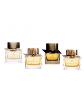 My Burberry Perfume Miniature Collection 4 piece gift set for women