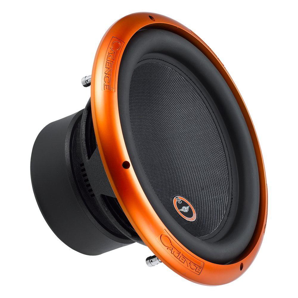 Cadence Acoustics S2W12-D2.V2 Cadence 12 800w Rms 2ohm Dvc