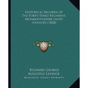 Historical Records of the Forty-Third Regiment, Monmouthshire Light Infantry (1868)