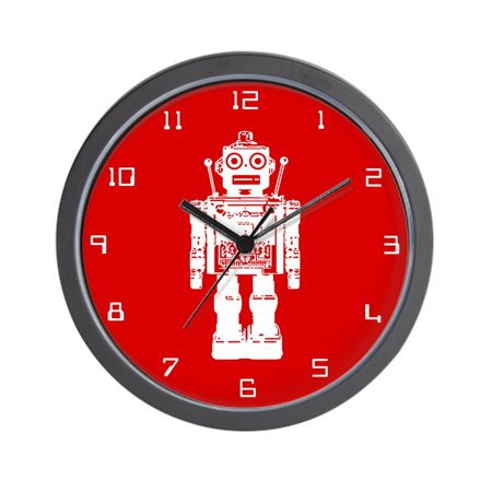 CafePress - Red Robot - Unique Decorative 10