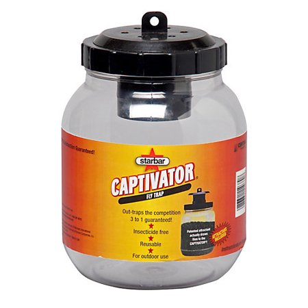 Starbar Captivator Fly Trap ()