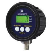 Ssi Digital Pressure Gauge, MG1-200-A-9V-R