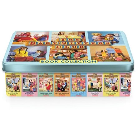 Baby-Sitters Club: The Baby-Sitters Club Retro Set