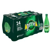 ba9ab089a7 Product Image Perrier Carbonated Mineral Water, 16.9 fl oz. Plastic Bottles  (24 Count)