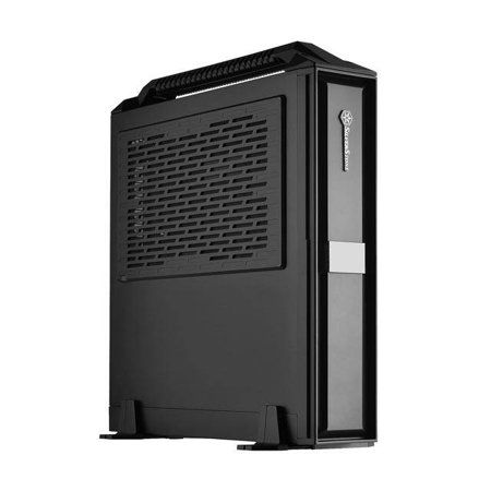 - Black, ABS Bazel, steel body black internal, Mini-ITX, 1*Slim ODD , 2*2.5