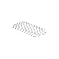 Genuine OE Porsche Filter Element 996-572-219-02
