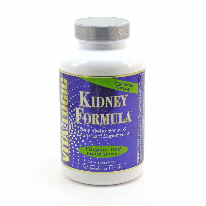 Kidney Formula by VitaLogic - 180 Capsules