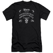 Misfits Ouija Board Mens Premium Slim Fit Shirt