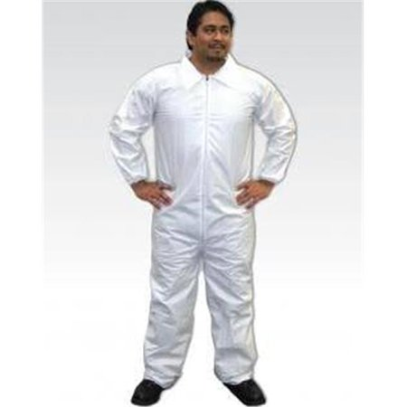 Extra Large Polypropylene Disposable Coverall Suit Polypropylene Disposable Coveralls