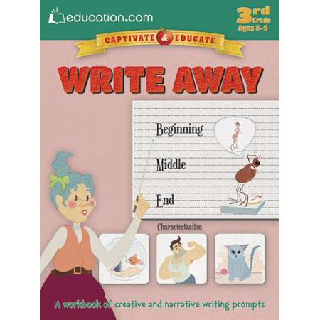 Halloween Writing Prompt (Write Away : A Workbook of Creative and Narrative Writing)