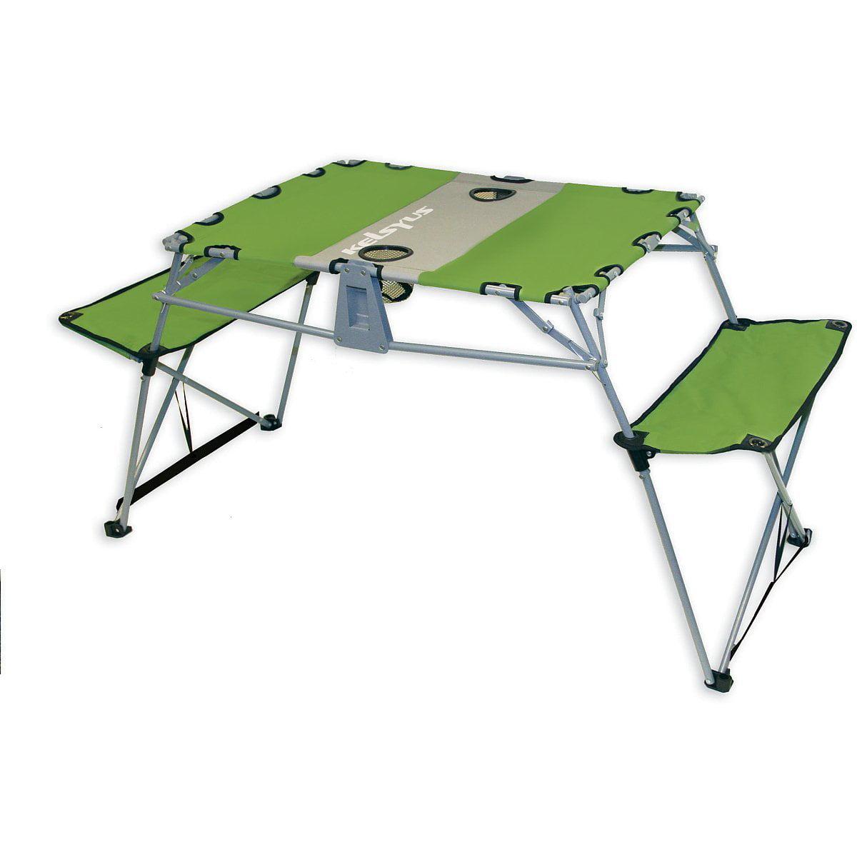 Kelsyus Ogo Table, Green Multi-Colored