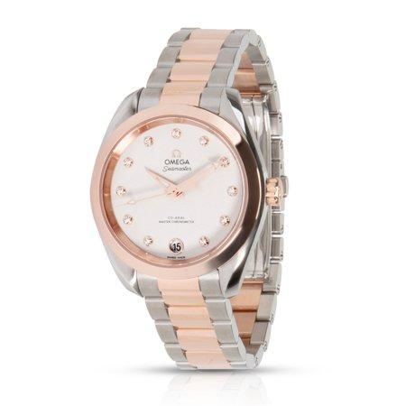Omega Aqua Terra 150M 220.20.34.20.52.001 Unisex Watch in Rose Gold & Steel