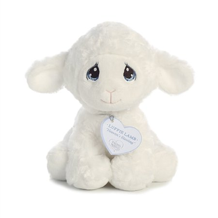 Aurora World Soft Precious Moments Plush - Luffie Lamb Small - Lamb Plush