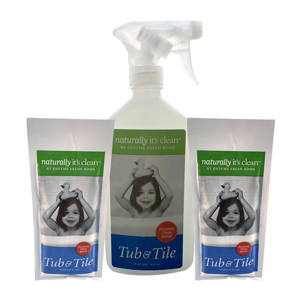 Clean Tub Tile Cleaning Kit