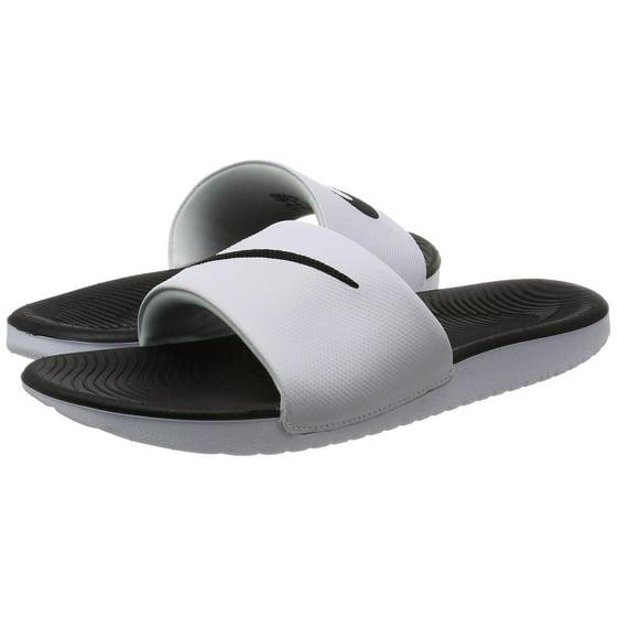 f70d3b2682cb8f Nike - Nike 819352-100  Kids  Kawa Slide (GS PS) Athletic Sandal (12 M US  Little Kid