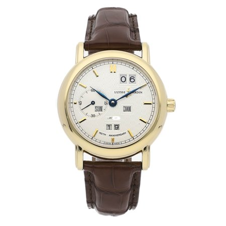 Pre-Owned Ulysse Nardin Watch Ludwig Perpetual Calendar Limited Edition