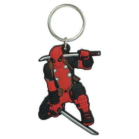 PVC Key Chain - Marvel - Deadpool Soft Touch 68682