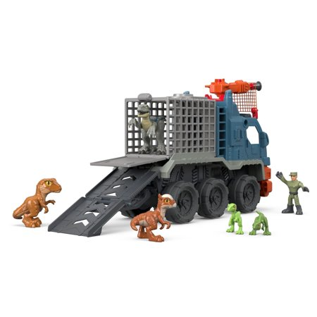 Image For Imx Jw Dino Hauler From Mattel