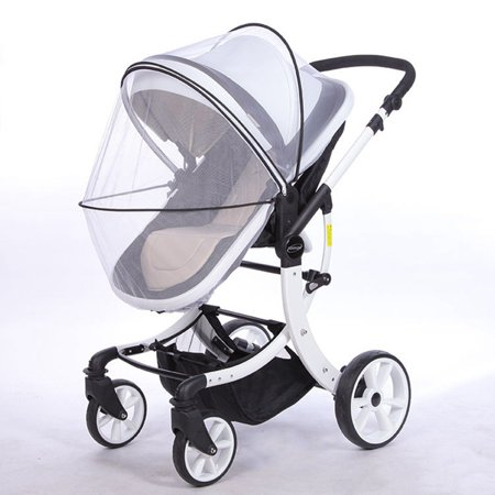 Charm Insert - AkoaDa Baby Stroller Pushchair Pram Mosquito Fly Insect Net Mesh Buggy Cover Charm