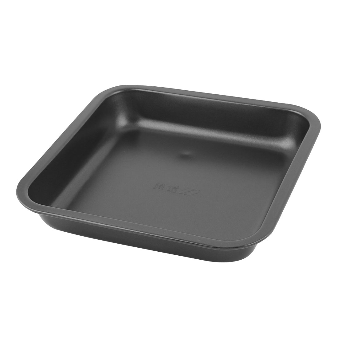 Home Bakeware Metal Square Shaped Oven Bread Pizza Baking Mold Pan Tray