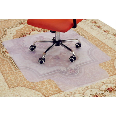 Ktaxon Office Chair Mat for Carpet or Hard Floor Protector mat Chairmats (Floor Mats For Office)