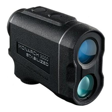 Nikon MONARCH 3000 STABILIZED Laser Rangefinder, 6x21mm,