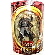 Legolas Greenleaf Action Figure Rohan Armor The Lord of the Rings
