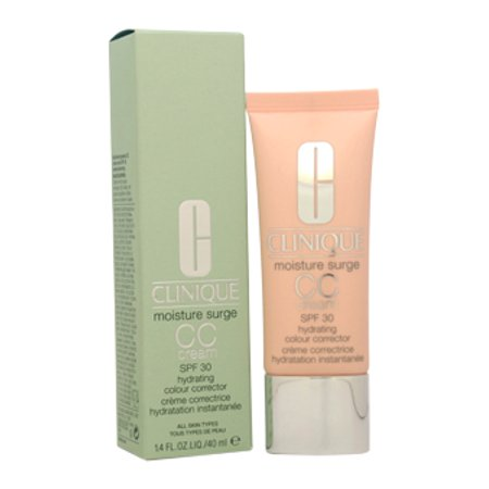 L'humidité Surge CC Crème SPF 30 Couleur Hydratante Correcteur-Tous les types de à moyen peau Clinique 1,4 oz Correcteur unisexe