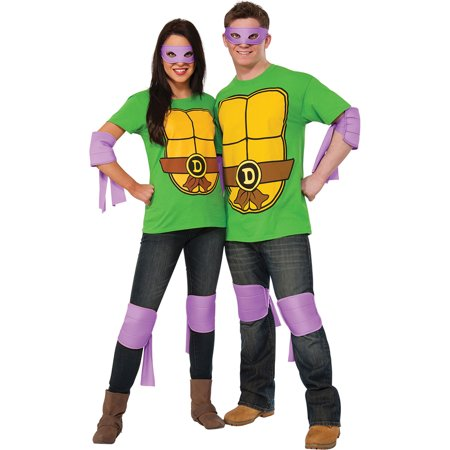 Morris Costumes Adult Unisex TMNT Donatello Accessories Kit One Size, Style RU35882](Tmnt Adult Costumes)