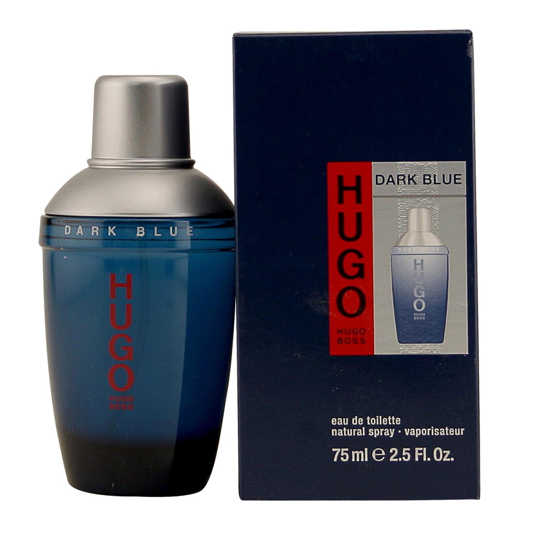 HUGO DARK BLUE MEN by HUGOBOSS - EDT SPRAY 2.5 OZ