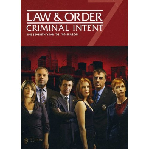 Law & Order: Criminal Intent - The Seventh Year (Widescreen)