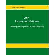 Latin - former og relationer - eBook