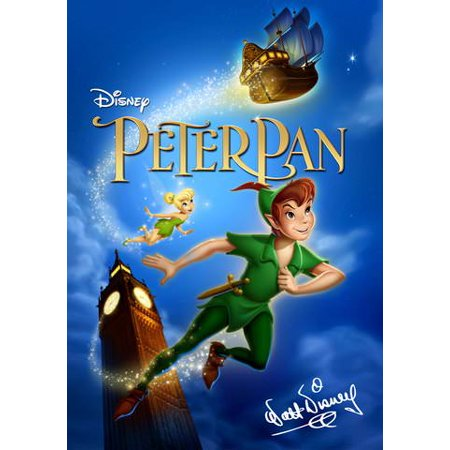 Disney Classic Peter Pan - Peter Pan (The Walt Disney Signature Collection) (Vudu Digital Video on Demand)