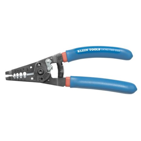 Klein Tools Klein-kurve 11053 Wire Stripper/cutter Stranded Wire