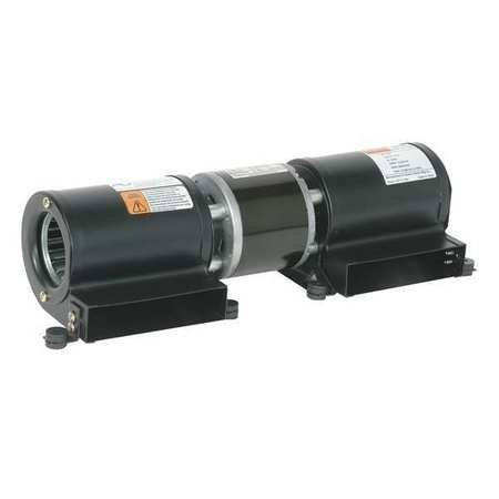 Low Profile Blowers - DAYTON 3FRF8 Blower,262 cfm,230V,0.28A,2880 rpm