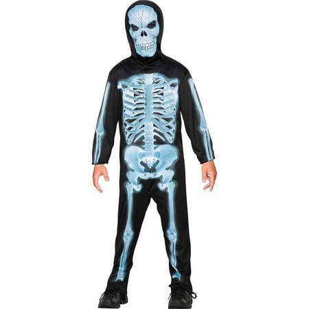 X-Ray Skeleton Child Halloween Costume