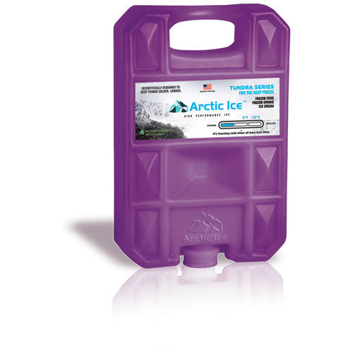 Arctic Ice .75 lb Tundra Series Reusable Cooler
