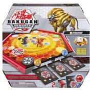 Bakugan Battle Arena, Game Board with Exclusive Gold Hydorous Bakugan, for Ages 6 and Up