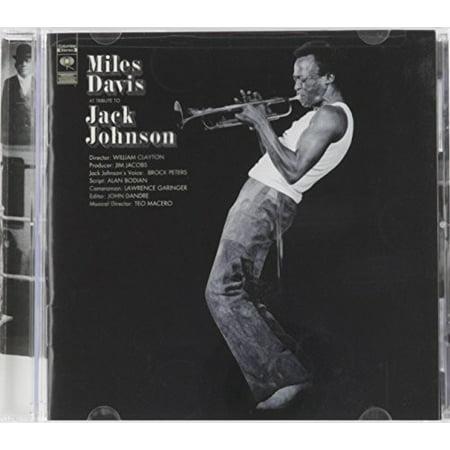 Tribute to Jack Johnson (Jack White Blunderbuss Cd)