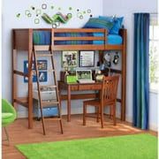 your zone zzz collection loft bed, multiple colors