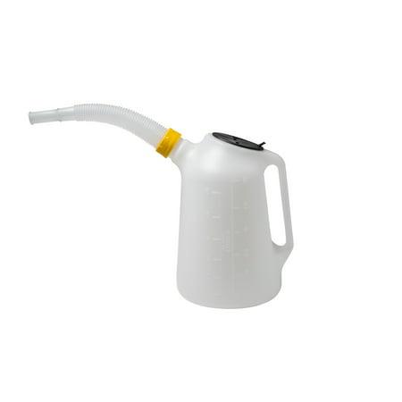 STEELMAN 99472 6-Quart Oil Measuring and Dispensing Jug ()
