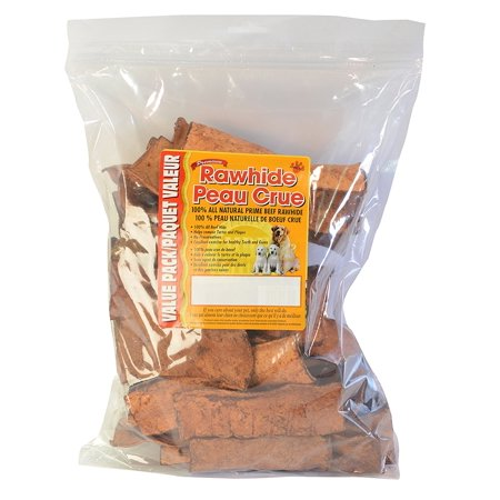 Masters Best Friend Beef Basted Rawhide Chips Pet Treat (1