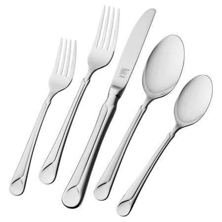 Zwilling Ja Henckels Provence 45 Pc 1810 Stainless Steel Flatware