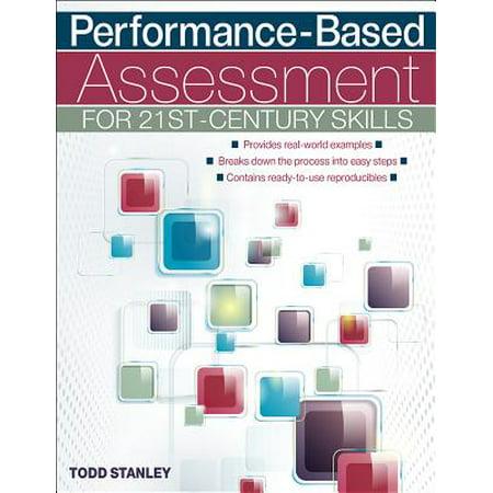 Performance-Based Assessment for 21st-Century