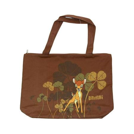 Cute Original Disney Bambi Tote - Disney Tote Bags