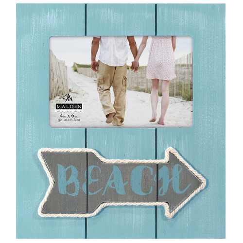 Malden Beach Arrow Picture Frame