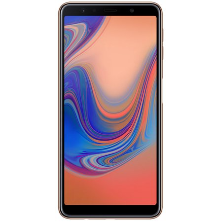 Samsung Galaxy A7 (2018) A750 64GB Unlocked GSM Dual-SIM Phone w/ Triple 24MP + 8MP + 5MP Camera - Gold](samsung galaxy s3 unlocked phone price in usa)