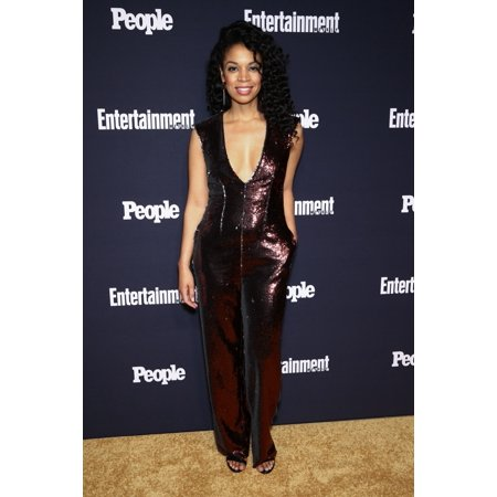 Susan Kelechi Watson At Arrivals For Entertainment Weekly X People Magazine Ny Upfront Party LAmico Nyc New York Ny May 15 2017 Photo By John NacionEverett Collection Celebrity - Halloween Parties 18+ Nyc 2017