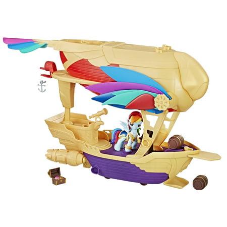 My Little Pony: The Movie Swashbuckler Pirate Airship - Walmart.com